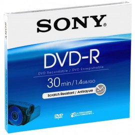 Sony DMR30A DVD regrabable