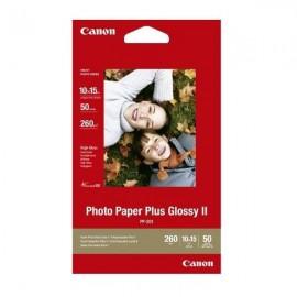 Canon Papel Foto Brillo 10X15CM PP-201