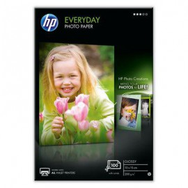HP Everyday Glossy 100 10x15 CR757A