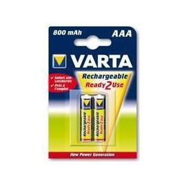 Varta Power Accu AAA 800 mAh 56703101402