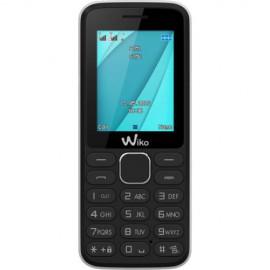 Wiko LUBI4 1.77'' 68g Negro, Color blanco DGWILUBI4BWH
