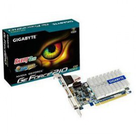 Gigabyte GV-N210SL-1GI NVIDIA GeForce 210 1GB GVN210LGI-00-G11