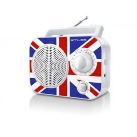 Muse M-060 UK radio