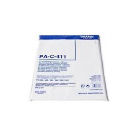 BROTHER Papier   Thermopapier   A4   100 Blatt PAC411