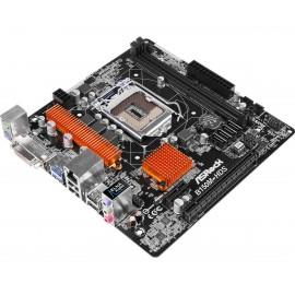 B150M-HDS Intel B150 LGA1151 Micro ATX