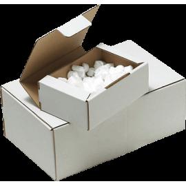 Caja Postal Pack 10 Ud 200x140x75mm Blanca 130725