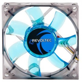 Revoltec Airguard  Pro Azul Transparante