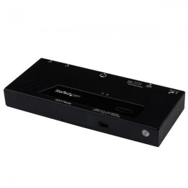 StarTech.com Switch HDMI de 2 Puertos con Conmutado Autom VS221HDQ