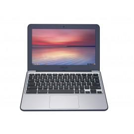 ASUS Chromebook C202SA-GJ0023 1.6GHz N3060 11.6'' 1366 x 768Pixeles Marina, Plata C202SA-GJ0023