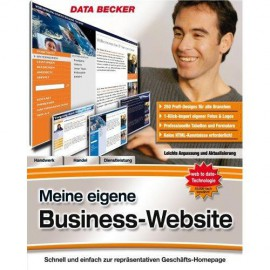 Data Becker Meine eigene Business Website 447326