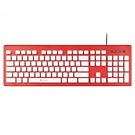 NGS Clipper USB QWERTY Español CLIPPERRED