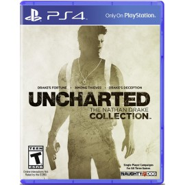Uncharted: The Nathan Drake Collection Standard Edition, PS4