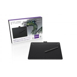 Wacom INTUOS 3D BLACK PT M SOUTH CTH-690TK-S