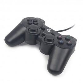 Gembird JPD-UDV-01 Gamepad PC Negro JPD-UDV-01