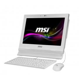 MSI Wind Top AP1622ET-037XEU 1.8GHz 1037U 15.6'' 1366 x 768Pixeles Pantalla táctil 9S6-A61512-037
