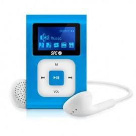 SPC 8468A MP3 8GB Azul, Color blanco reproductor MP3/MP4 8468A