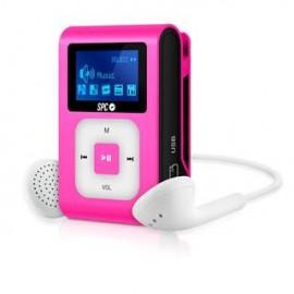 SPC 8468P MP3 8GB Rosa, Color blanco reproductor MP3/MP4 8468P