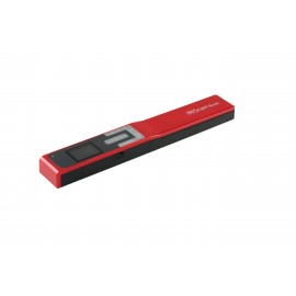 I.R.I.S. IRIScan Book 5 Handheld scanner 1200 x 1200DPI A4 Rojo 458740