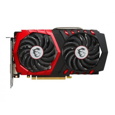 MSI GeForce GTX 1050 Ti GAMING 4G GeForce GTX 1050 Ti 4GB GDDR5