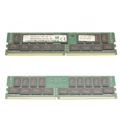 S26361-F3934-L515 32GB DDR4 2400MHz ECC m?dulo de memoria