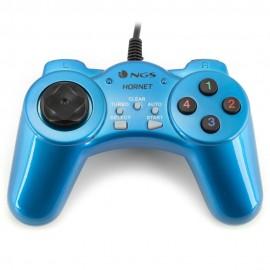 NGS HORNET3.0 Gamepad PC Azul HORNET3.0