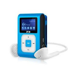SPC Sport Clip Extreme MP3 8GB Azul 8648A