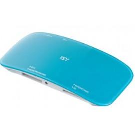 ISY ICR 2100 USB 2.0 Azul ICR 2100 BLUE