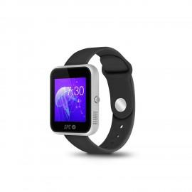 SPC Smartee Watch Slim Plata 9611S