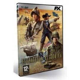 FX Interactive Estrategia Histórica Deluxe ESPDECR115