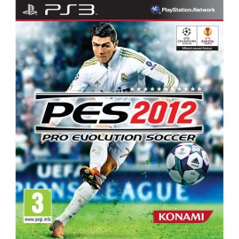 Konami Pro Evolution Soccer 2012, PS3 4012927053393