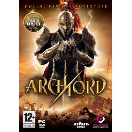 Codemasters ArchLord, PC PC-ARL