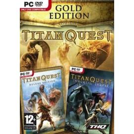 THQ Titan Quest Gold Edition PC-TQG