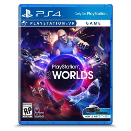 Sony PlayStation VR Worlds, PS4 9854852