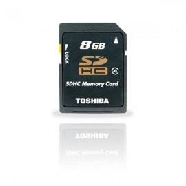 Toshiba 8GB SDHC