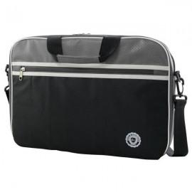 e-Vitta Retro bag 12.5'' Maletín clásico Gris, Color blanco EVLB000121