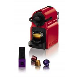 Krups Inissia XN1005 Ruby Red Máquina de café en cápsulas 0.7L Rojo XN1005