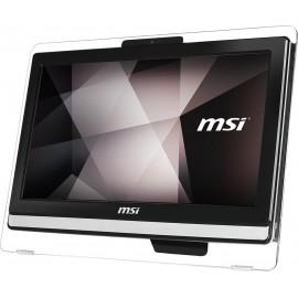 MSI Pro 20ET N3160 4GB 1TB in SO 19.5 tactil negro PRO 20ET 4BW-043XEU