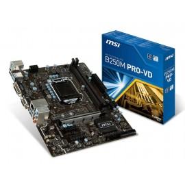 MSI 1151 B250M PRO-VD MSI