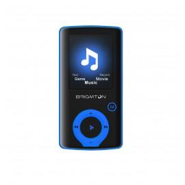 Brigmton MP4 BPA-81 8GB Azul
