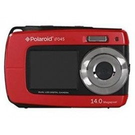 POLAROID IF045 + Case, Selfie stick 14MP CMOS 4320 x 3240Pixeles Negro, Rojo PLAA923