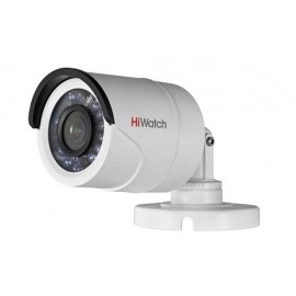 Hiwatch CAMARA TVI HD BULLET OUTDOOR DS-T200