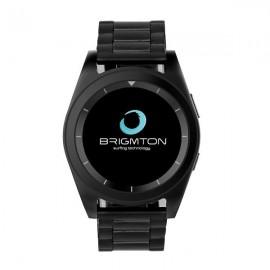 BRIGMTON BT6 SmartWatch OGS 1.2 Negro Pulsometro BWATCH-BT6-N