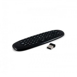 3GO AIR MOUSE CON TECLADO AM - 2.4GHz - 64 TECLAS + GIROSCOPIO