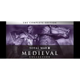 SEGA Act Key Mdievl: Total War - Gold Edition 795675