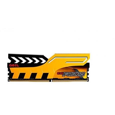 MODULO DDR4 16GB (2X8GB) PC2133 GEIL FORZA YELLOW