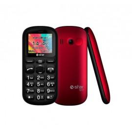 eSTAR S17 Red 1.77'' 75g Negro, Rojo MOBS17RED