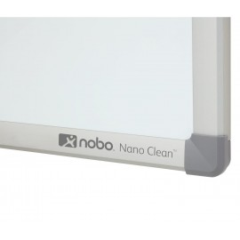 NOBO Nano Clean 1800 x 900mm Acero Magn?tico pizarr?n blanco 1905170