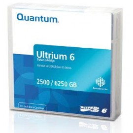Quantum DATA CARTRIDGE LTO-6 ORDER MULTIPLES OF 20 MR-L6MQN-03