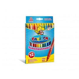 Carioca Joy Fine Multicolor 12pieza(s) rotulador 40614