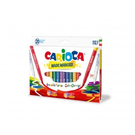 Carioca Magic Markers Extra Bold Multicolor 20pieza(s) rotulador 41369